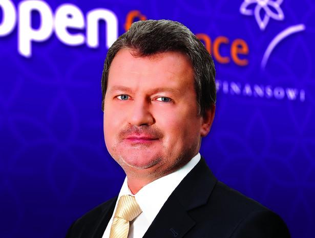 Roman Przasnyski, analityk Open Finance