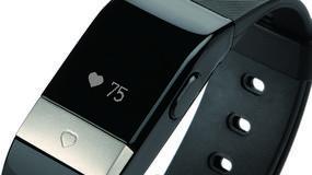 Testujemy opaskę fitness MiVia Essential 350 z sensorem EKG