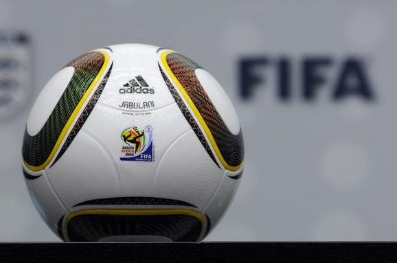 Jabulani, lopta koja će se koristiti na Svetskom prvenstvu u Južnoj Africi