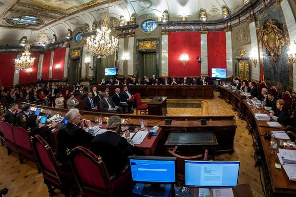 Sudnica u Madridu