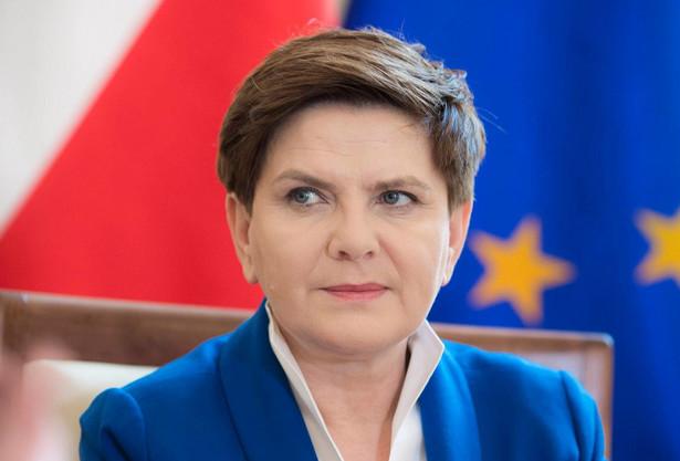 Beata Szydło, fot. Wojciech Górski