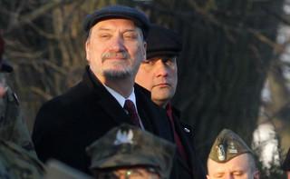Macierewicz: Pamięć o Żołnierzach Niezłomnych powróciła do polskich rodzin