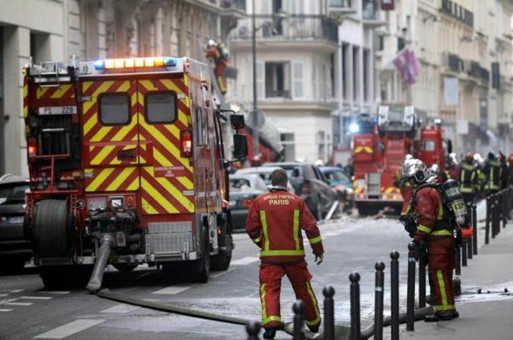Pariz eksplozija