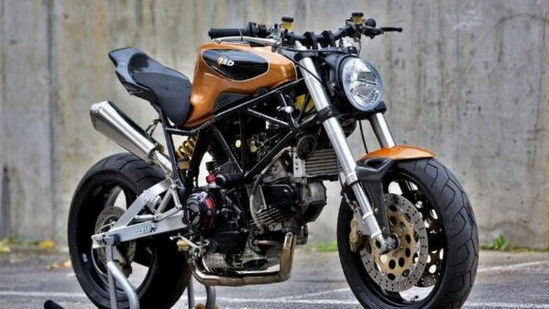 Ducati 900 Supersport Matador