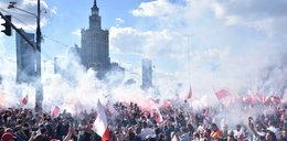 Tak Warszawa uczciła 76. rocznicę Powstania Warszawskiego