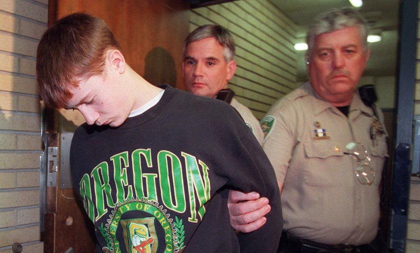 Kip Kinkel zabił rodziców i urządził strzelaninę w szkole. Teraz żałuje