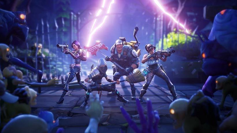 gameplanet Fortnite: Battle Royale