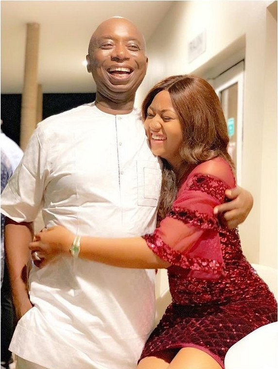 Regina Daniels and her wealthy husband, Prince Ned Nwoko [nstagram/greatprincened]