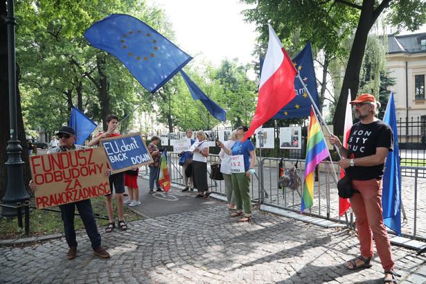 We wtorek i w środę TK rozpatrywał dwa ustrojowe wnioski związane z relacjami między prawem polskim a unijnym.