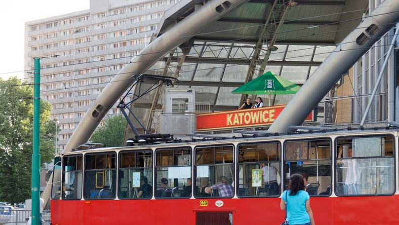 tramwaj Katowice
