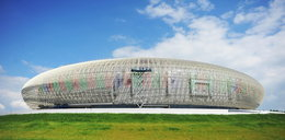 Kraków Arena szuka sponsora tytularnego