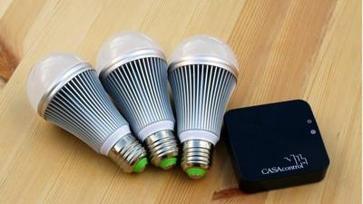 Test: Pearl Casacontrol LED-Beleuchtungssystem