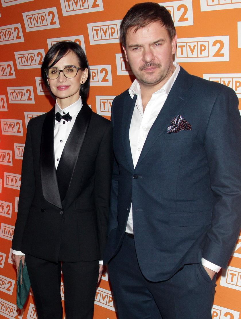Tomasz Karolak i Viola Kołakowska