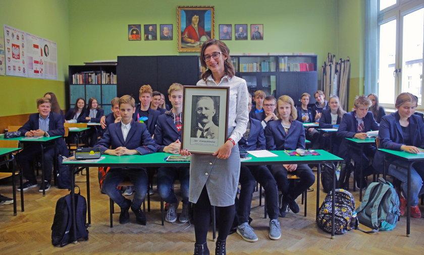 """We wtorek koncert w I Liceum w Łodzi. """"Koper"""" zaprasza"""