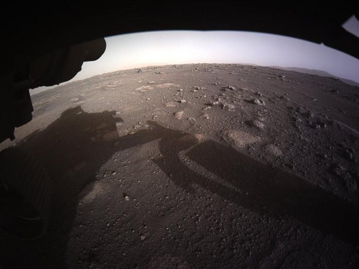 Mars, NASA