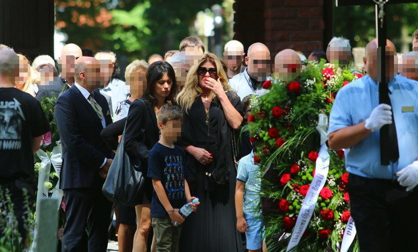 Pogrzeb Jarosława Kozidraka