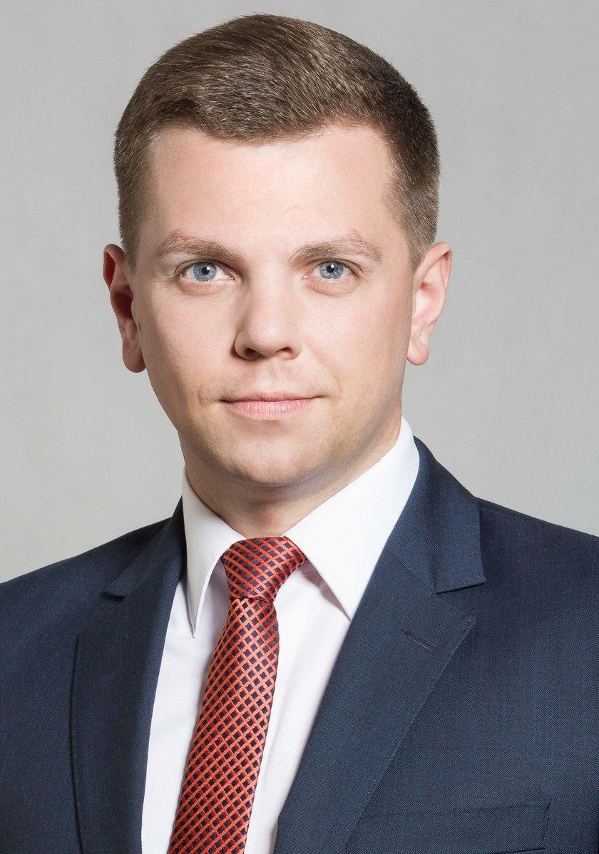 Jakub Kowalski, szef Kancelarii Senatu
