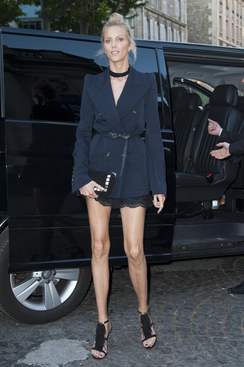 U supermodelki od lat podejrzewa się anoreksję