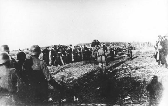 Streljanje u Kragujevcu 1941.