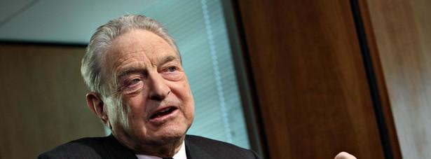 Miliarder George Soros, prezes Soros Fund Management LLC, jest przez Orbana utożsamiony z wszelkim złem.