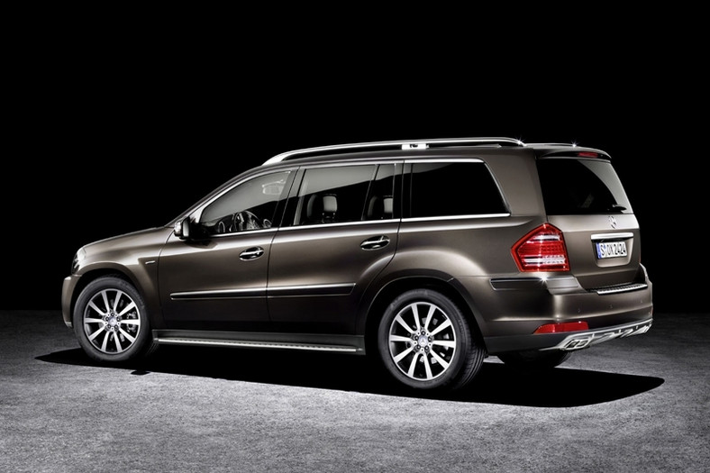Mercedes GL Grand Edition ocieka luksusem