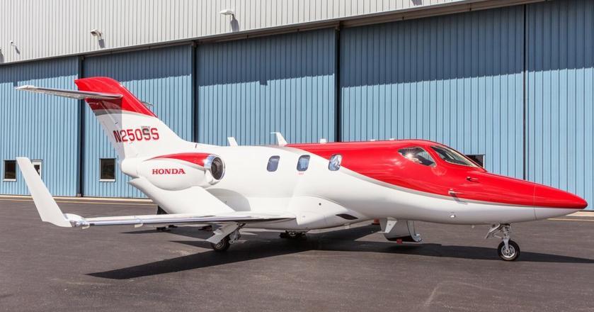 HondaJet - prywatny odrzutowiec za blisko 5 mln dolarów