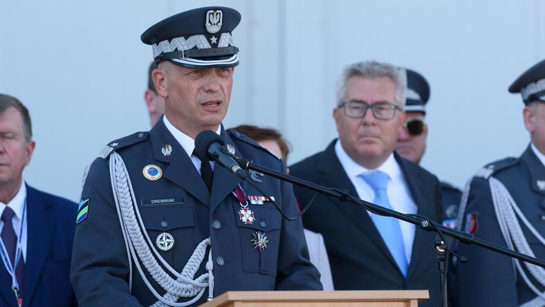 Gen. Tomasz Drewniak