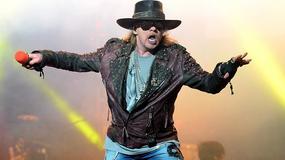 Axl Rose złamał kość w stopie. Co z trasą reaktywowanego składu Guns N' Roses?