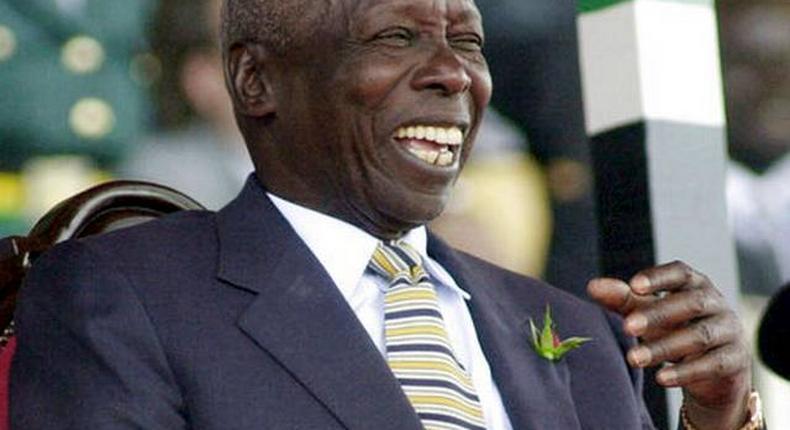 The late Daniel arap Moi. (The Sacramento Bee)