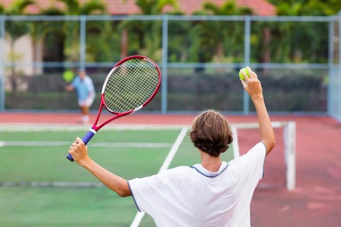 Deca koja se bave sportom