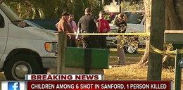 Strzelanina na Florydzie. Ranne dzieci