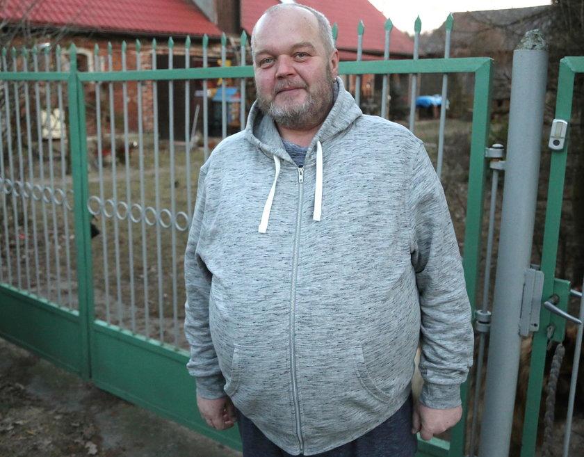 Zbigniew Durajczyk (43 l.) z Cieciszewa