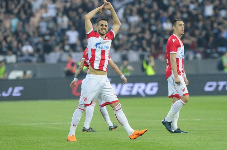 Aleksandar Pešić, FK Crvena zvezda