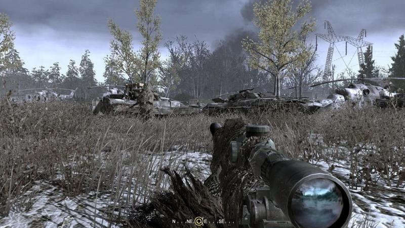 Call of Duty 4: Modern Warfare – kody do gry