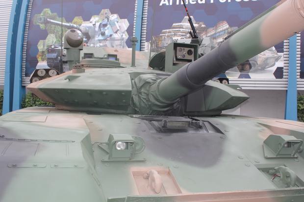 PT-17 został pokazany podczas MSPO w Kielcach
