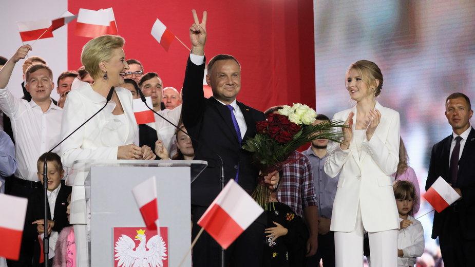 Ostateczne wyniki wyborów prezydenckich 2020. Andrzej Duda zwycięzcą