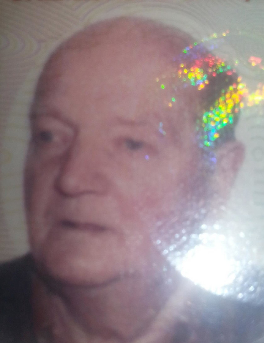 91-letni Szwed - Bernt Lundin