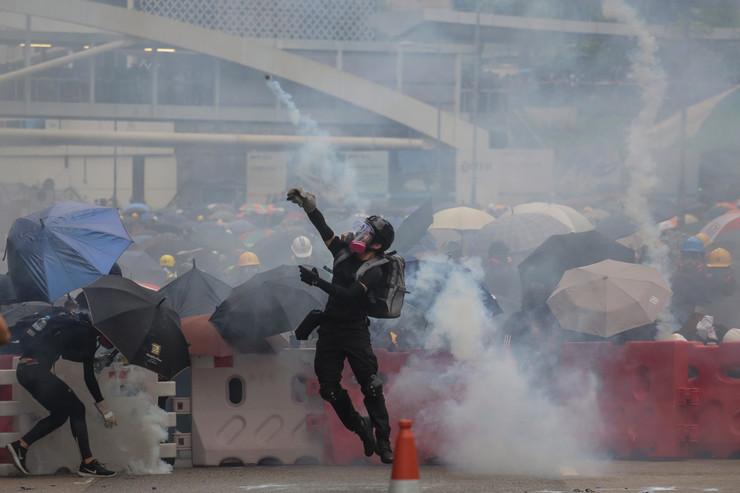 Demonstracije u Hong Kongu