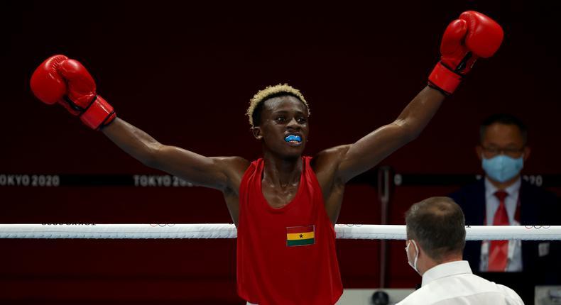 'You hoisted Ghana's flag high' – Akufo-Addo congratulates Samuel Takyi for winning bronze