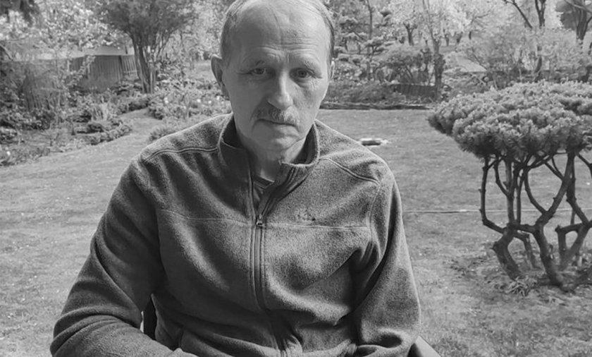 Mariusz Pańczyk przegrał walkę z chorobą.