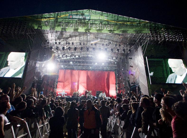 Heineken Open'er Festival. Koncert grupy Madness