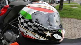 ISPIDO Race SV - sensowny kask integralny w świetnej cenie
