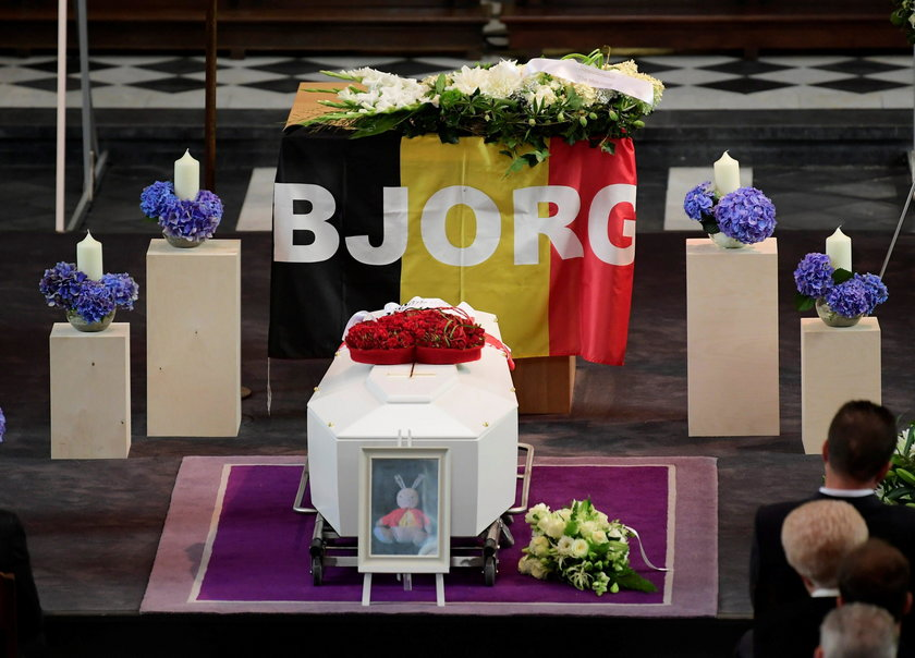 Cycling - Funeral of Belgian cyclist Bjorg Lambrecht - Knesselare