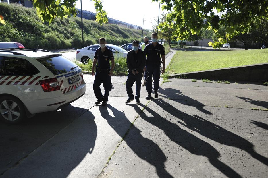 A gyilkost egy kiegészítő genetikai vizsgálat buktatta le / Fotó: MTI - Mihádák Zoltán