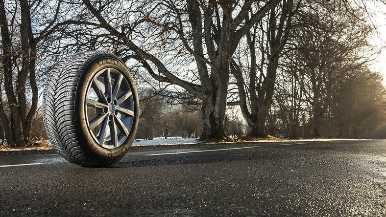 Opona Michelin CrossClimate