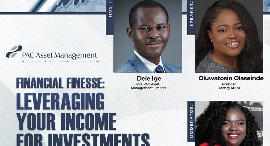 PAC Asset Management holds webinar to empower investors on financial intelligence