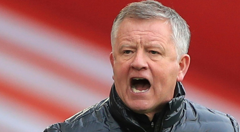 Former Sheffield United boss Wilder rues absence of fans