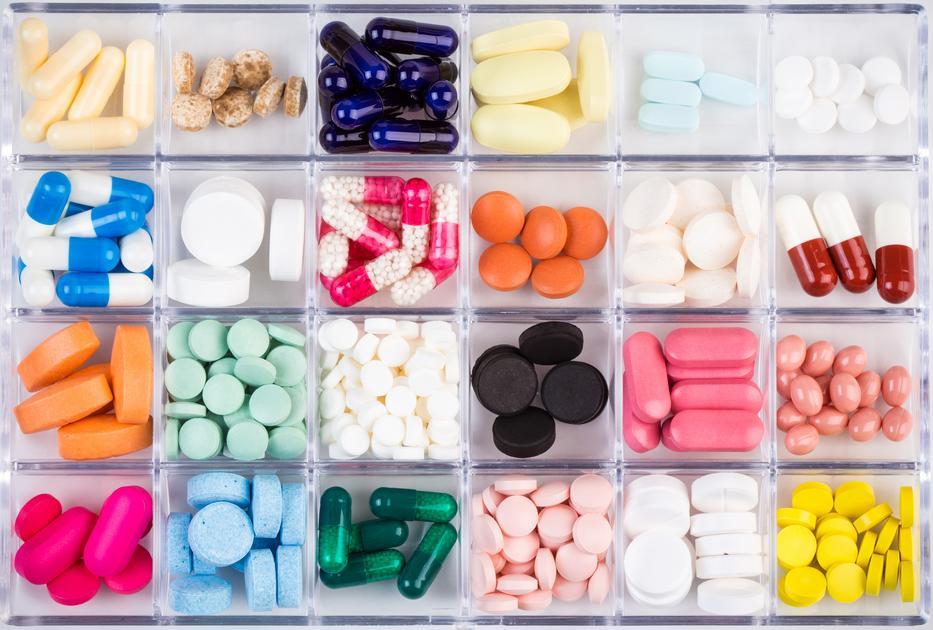 gyógyszerek a kalcium növelésére a szervezetben