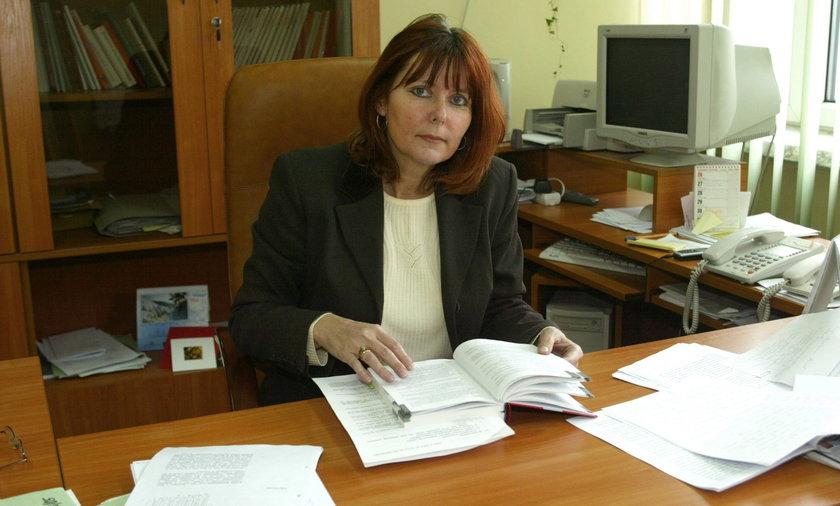 Prokurator Bogusława Marcinkowska