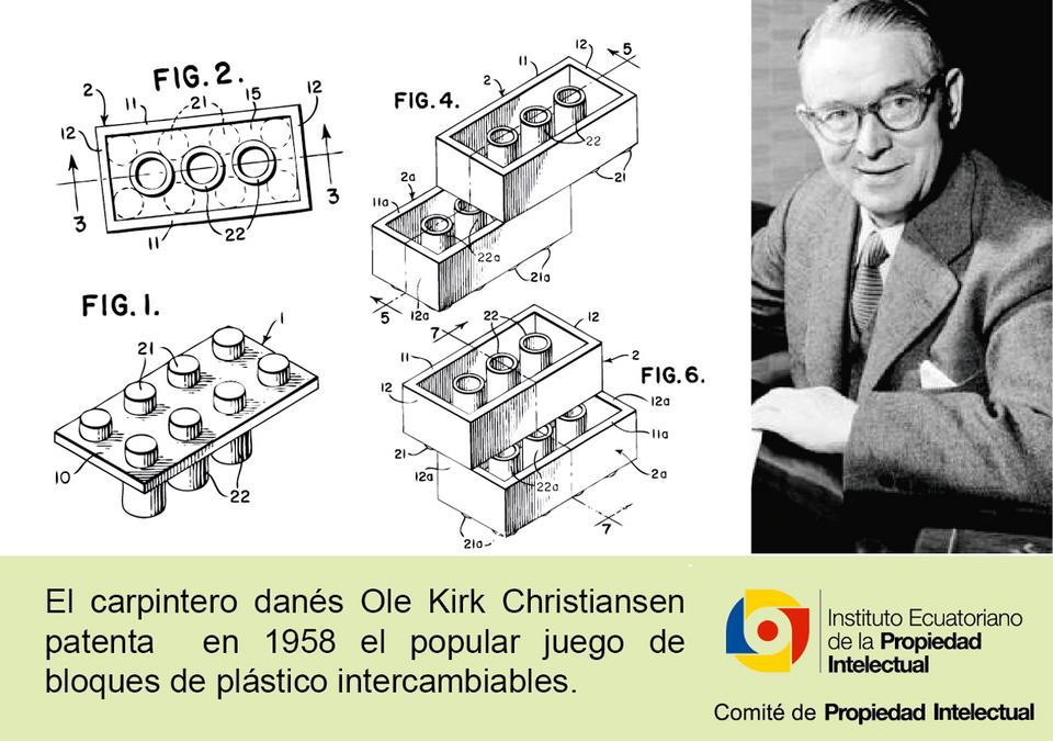 Straszna Historia Powstania Klocków Lego